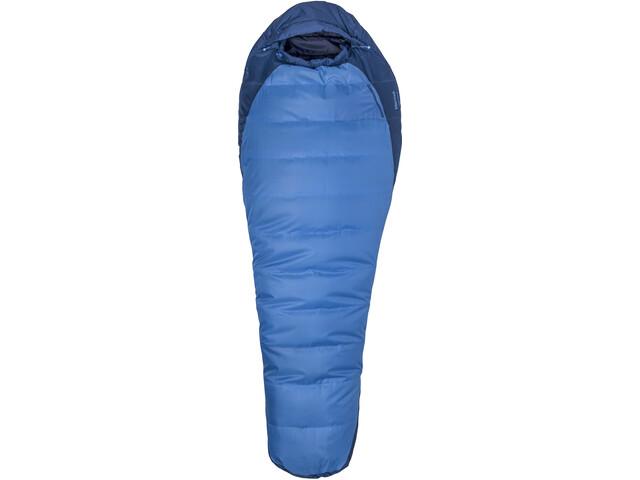 Marmot Trestles 15 Sac de couchage Long X Large, cobalt blue/blue night